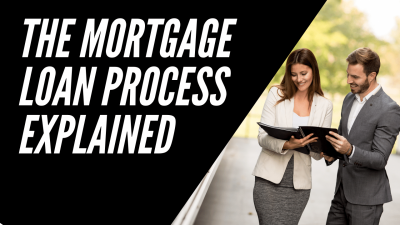 Mortgage loan process explained