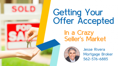 VIDEO – How to Get Your Offer Accepted in a Crazy Seller's Market